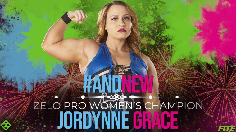 Jordynne Grace defeats Laynie Luck to capture the Zelo Pro Women's Title