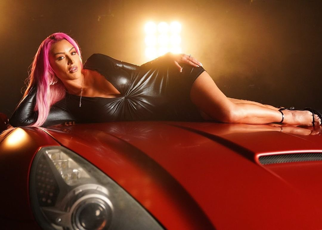Eva Marie is back in WWE and she wants your attention: Eva-Lution
