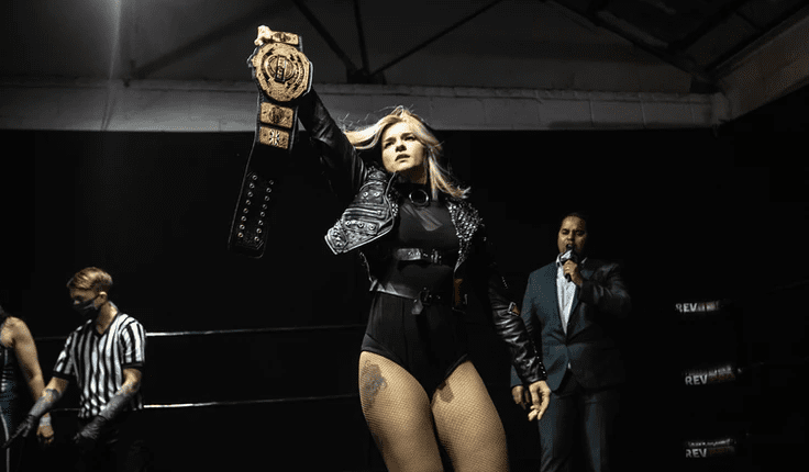 RevPro vacate the Undisputed Women's Championship due to NXT UK tryouts