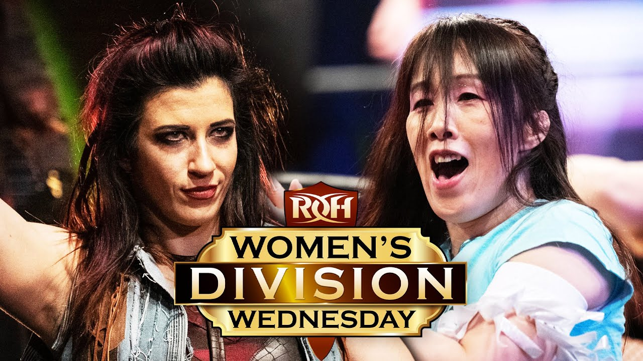 Vita VonStarr removed from the upcoming ROH Women's Title Tournament
