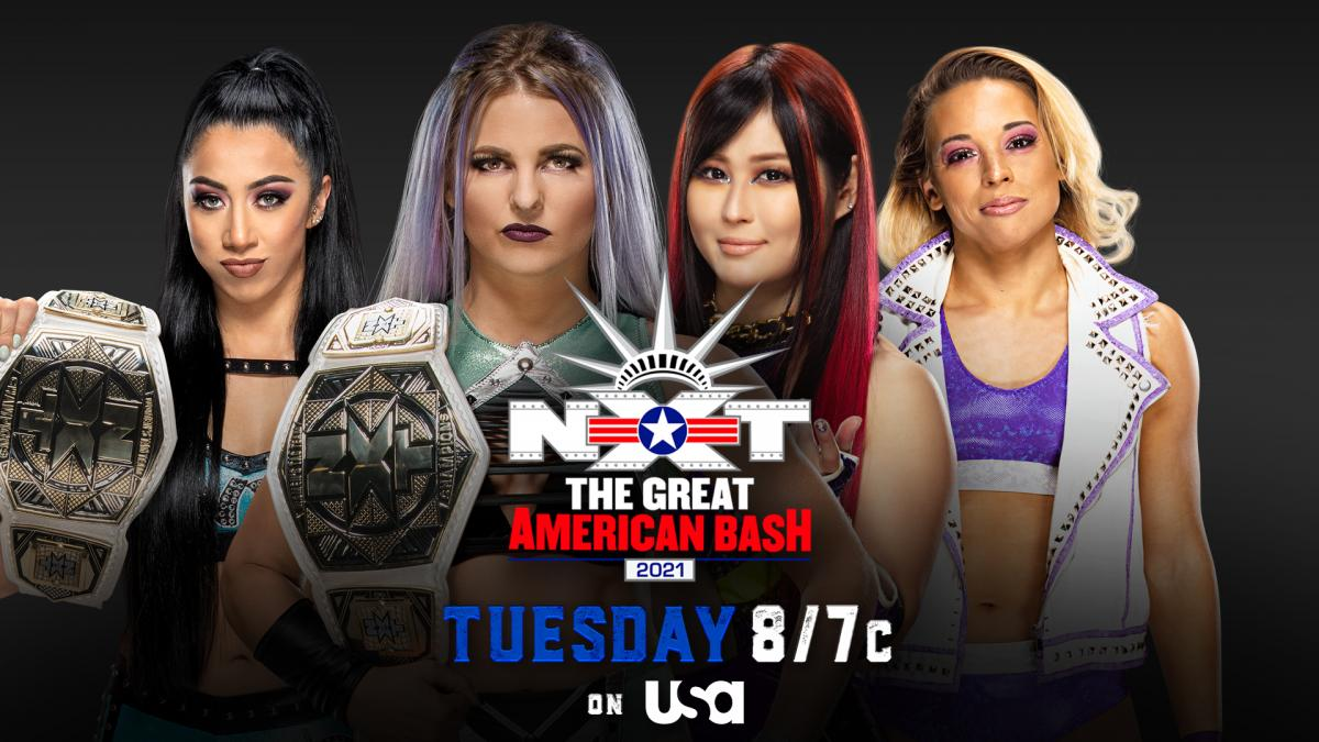 NXT Discussion Post: The Great American Bash 07.06.21