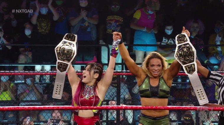 New NXT Women's Tag Team Champions crowned, Tegan Nox makes her return