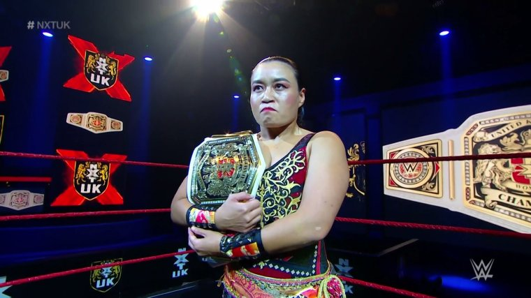 Meiko Satomura continues to dominate in NXT UK