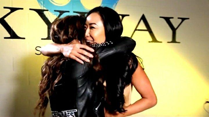Mickie James and Gail Kim reunite; Spoilers for future IMPACT/NWA cross-promotion
