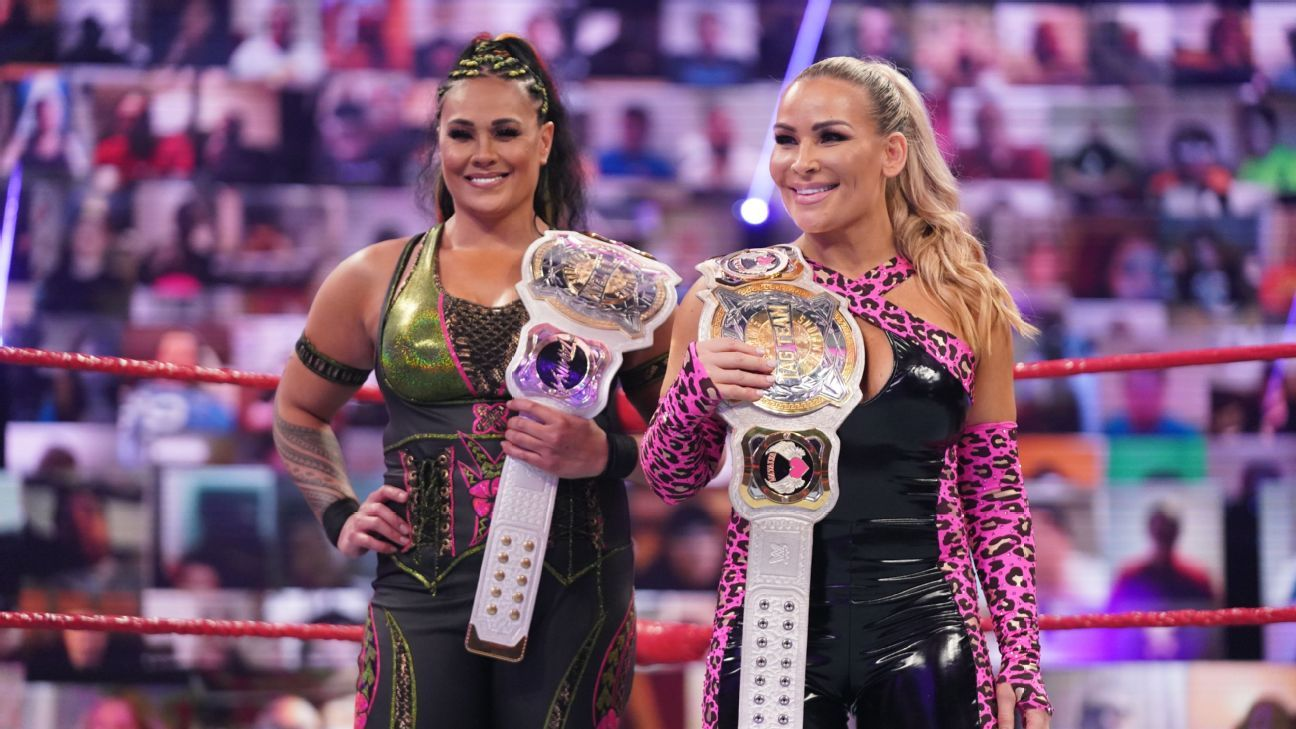 Tamina is added as the final participant in this year's Money in the Bank Ladder Match