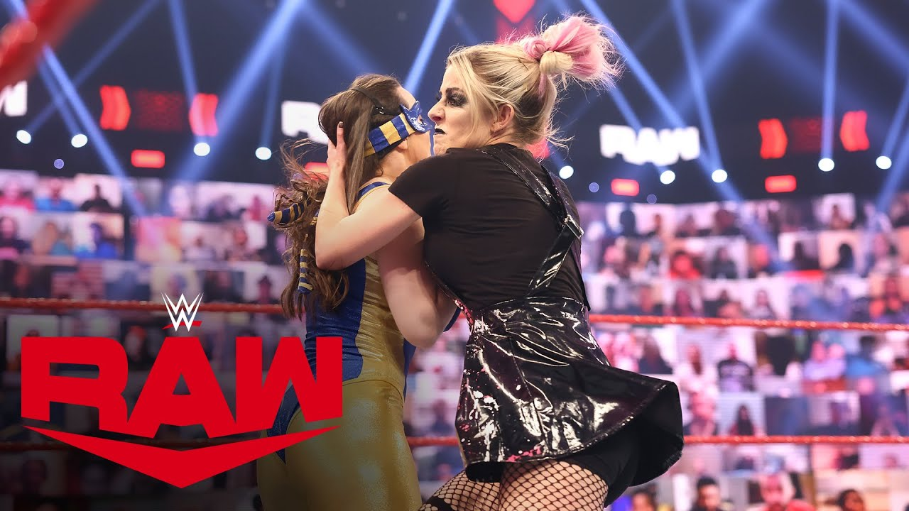 Nikki A.S.H. victorious heading into Money in the Bank; Rhea Ripley and Natalya clash on RAW