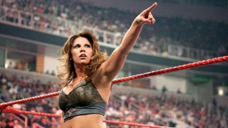 Mickie James announces the return of the NWA Women's Tag Team Championships