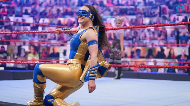 """Nikki Cross talks about her new persona and the inspiration behind """"Almost A Superhero"""""""