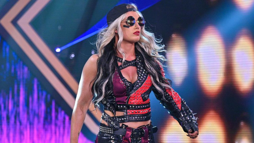 Toni Storm reportedly backstage at SmackDown