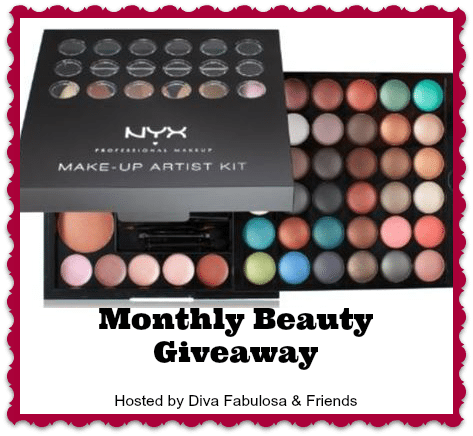 Monthly Beauty Giveaway