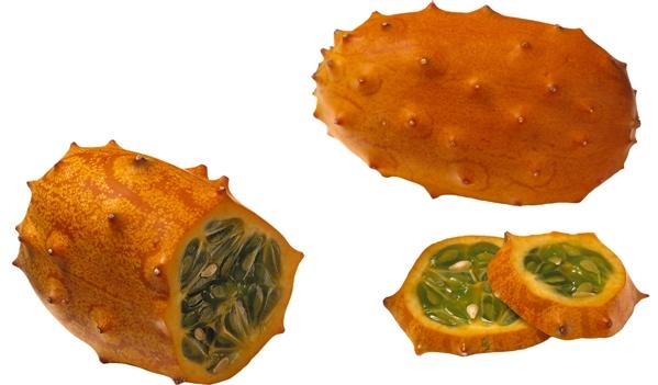 poza fruct exotic kiwano