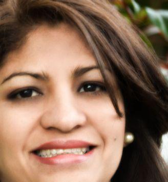Clara García candidata por la Alianza Verde