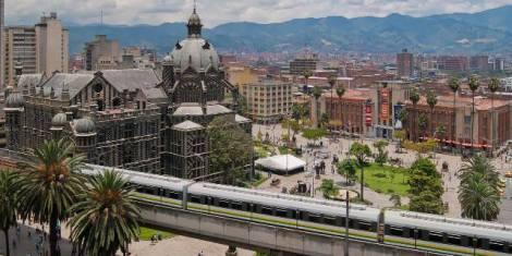 270.000 millones de pesos serán destinados para renovación del Centro. Foto: Prensa Alcaldía de Medellín