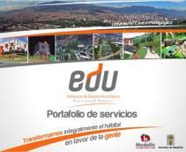 La Empresa de Desarrollo Urbano también asesora actualmente a las alcaldías de Bucaramanga e Itagüí y está a la espera de firmar proyectos de modelación urbana con Panamá y Costa Rica. Foto:edu.gov.co