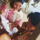 Jacqueline Toloza y las comunidades Wayuu