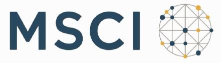 Dividendenzahlung von MSCI Inc. verblasst angesichts positiver Kursentwicklung