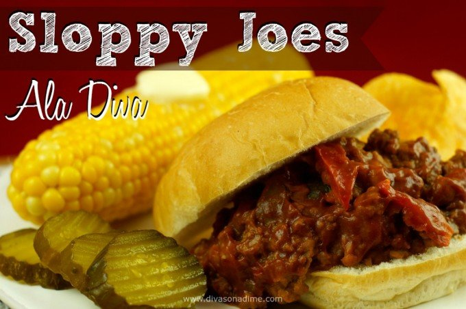 This is the easiest Sloppy Joe recipe I've ever made! Ready in 20 minutes - super cheap - and it's SO good! I'll never go back to canned sauce again.