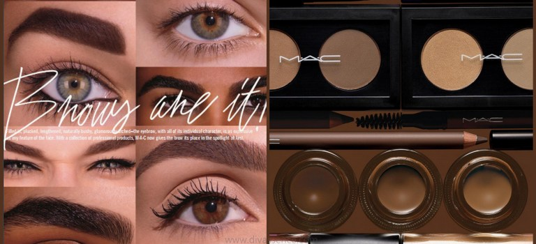 MAC Brows Are It! Collection: Products, Price and Availability details