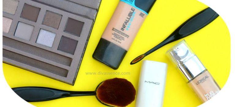 divassence indian makeup blog indian beauty blog wiseshe oval brushes online