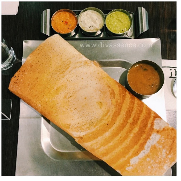 ID restaurant, Satyam cinemas, Best South Indian restaurant in Chennai, Chennai beauty blogger, Chennai food blogger, Chennai blogger, dosai recipe