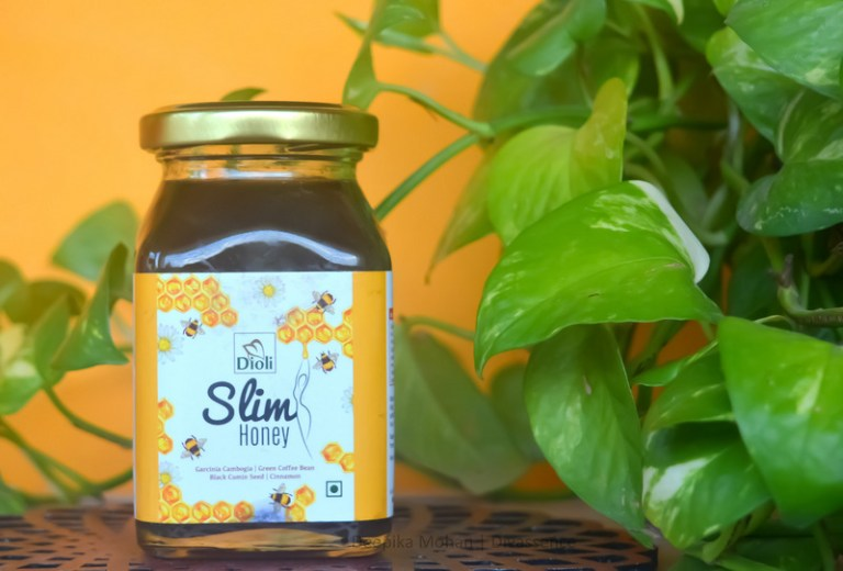 Chandani Herbals, Dioli Slim Honey tea, best honey in India, honey brands in India, slimming honey review, Nilgiris Chennai, Chennai beauty blogger, Chennai food blogger