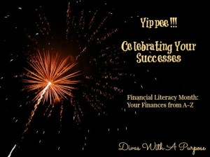 Celebrating Successes: Free & Frugally
