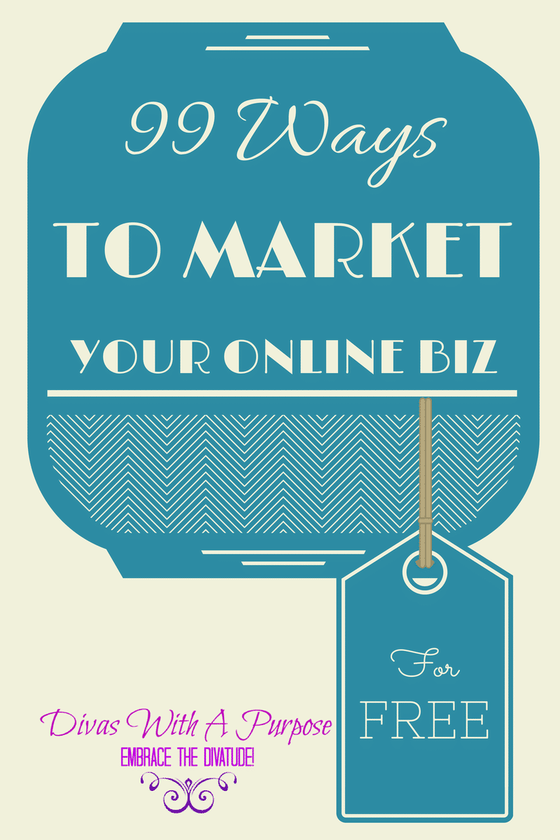 99 Ways to Market Your Online Business
