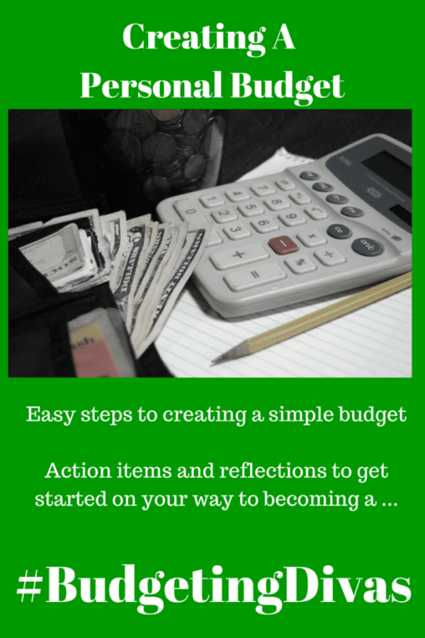 #BudgetingDivas: Simple Steps to creating an effective budget