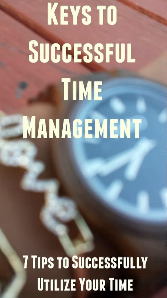 Keys To Successful Time Management