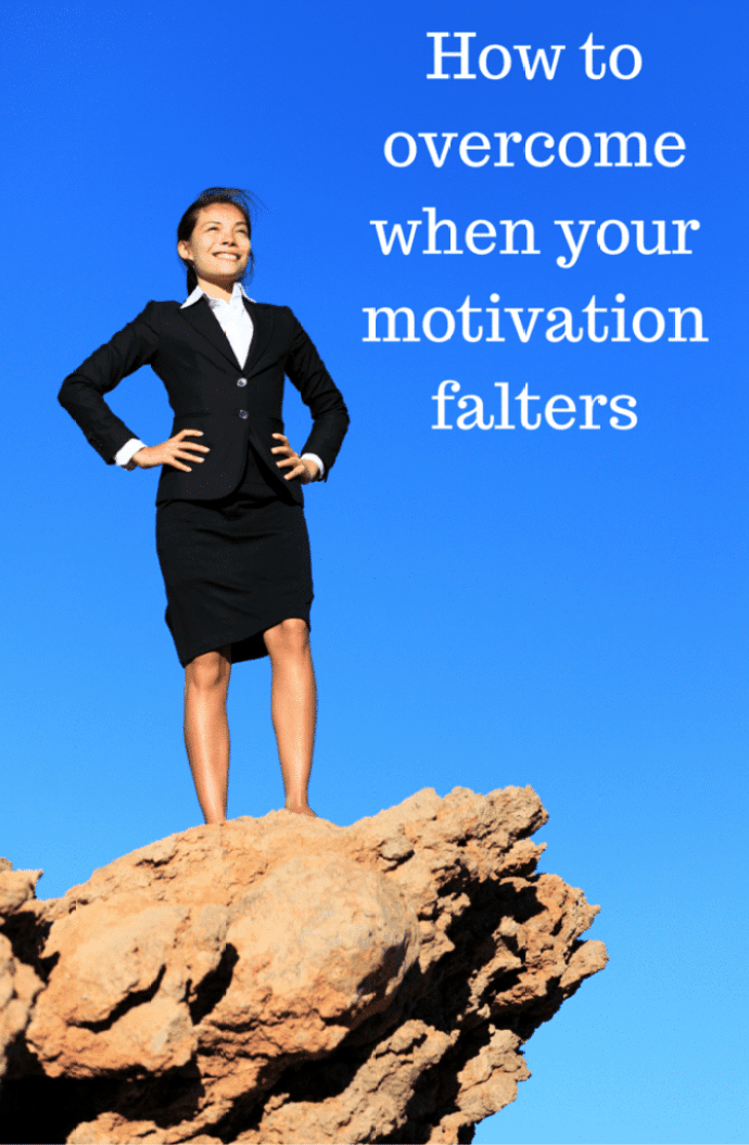 How to overcome when your motivation | Divas With A Purpose