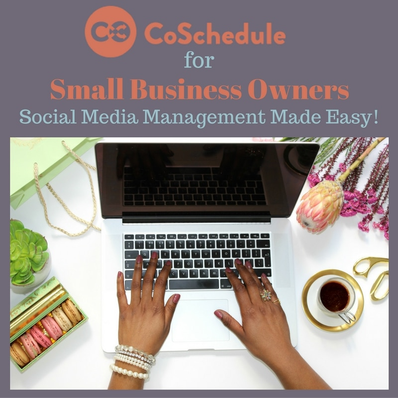 CoSchedule for Small Business Owners
