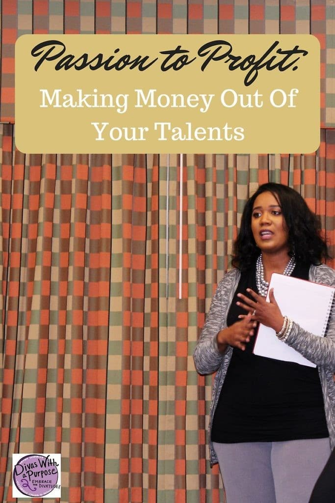 Making Money Out Of Your Talents