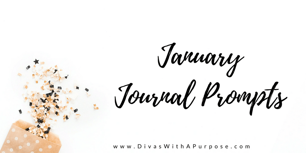 January Journaling Prompts