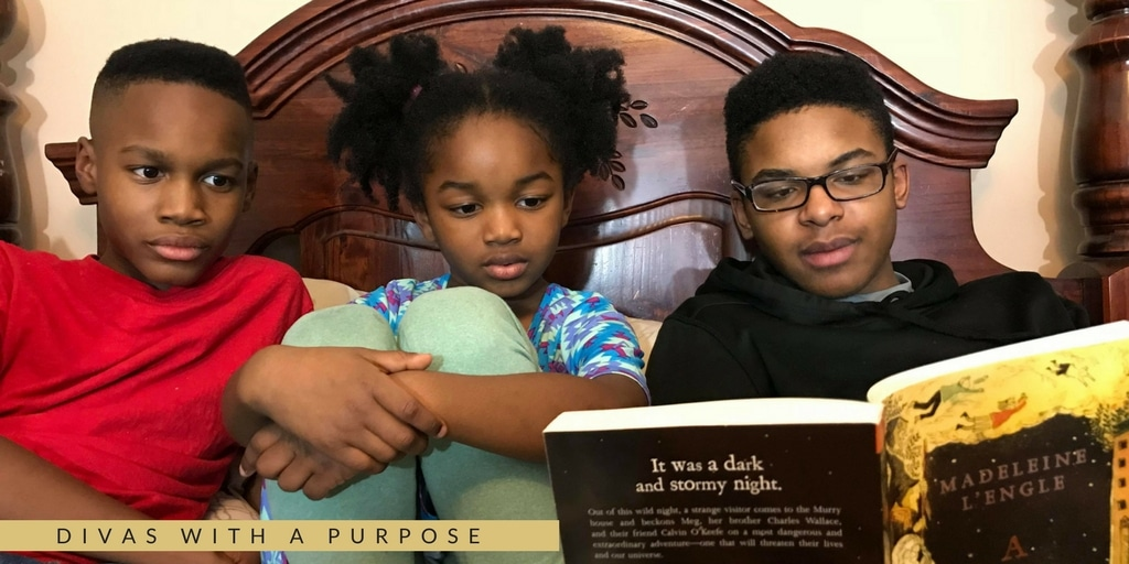 Our First Family Reading Project