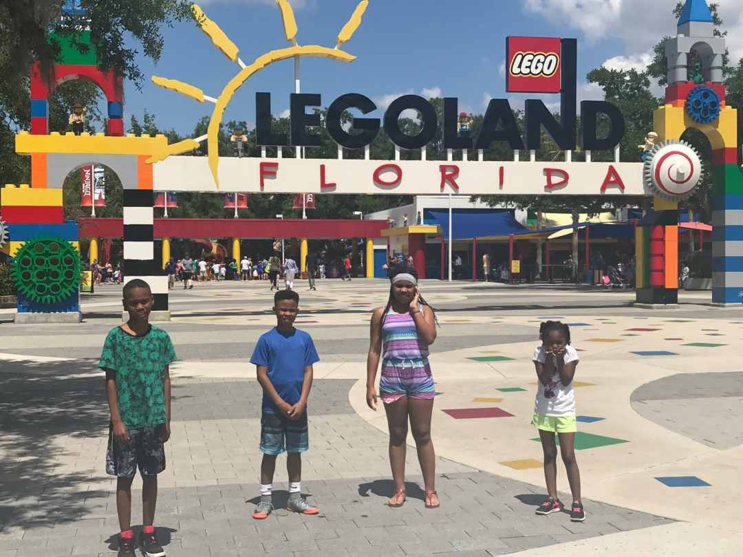 Our Visit to LEGOLand Florida during our Spring Break visit to Florida