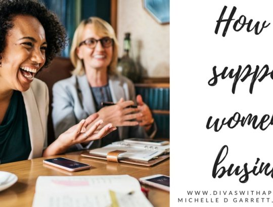 How to support women in business