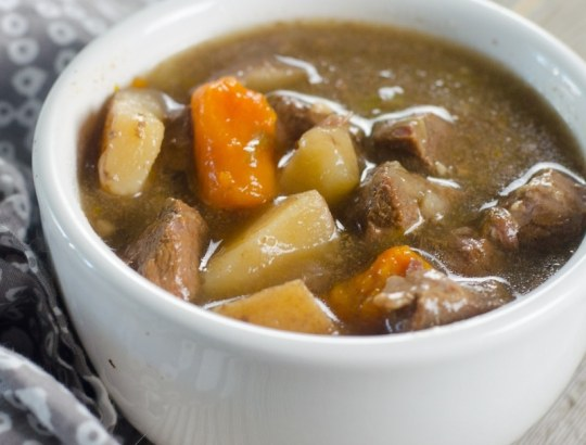 Instant Pot Beef Stew Meal