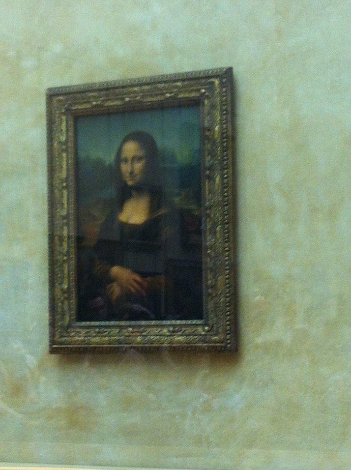 The Mona Lisa L