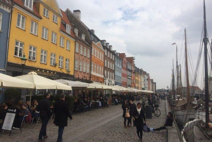 Nyhavn Cafe
