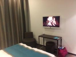Motel One Bedroom