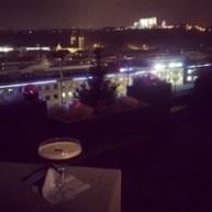 Espresso Martini in the Sky