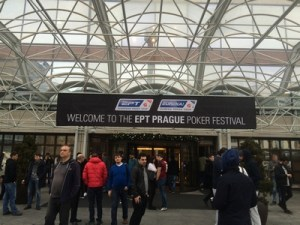 Welcome to the EPT Prague Poker Festival