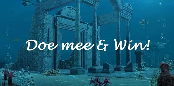 duik vakantie Atlantis