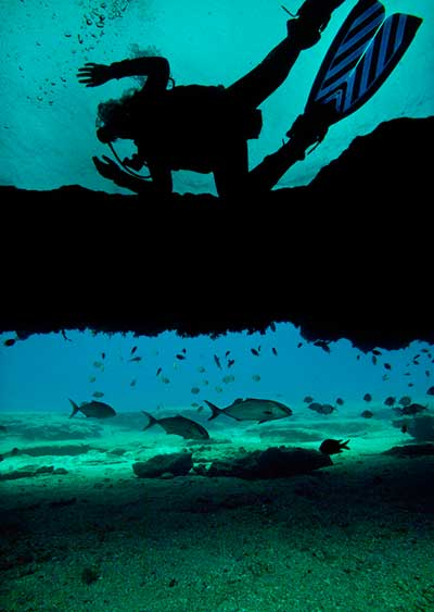 PADI Assistent Instructeur, Dive College Lanzarote
