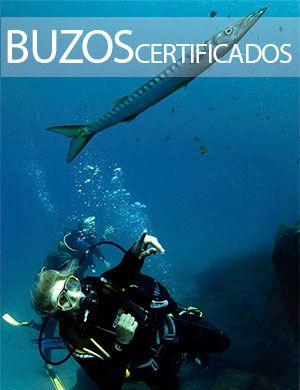 Bucear en Lanzarote