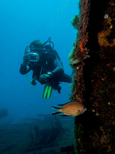 PADI, Adventure Diver, curso, Dive College Lanzarote, Playa Blanca