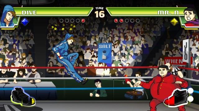 dive kick divekick fgc fighting games
