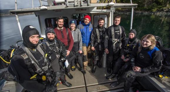 New 'hybrid' dive program the first of its kind in Canada