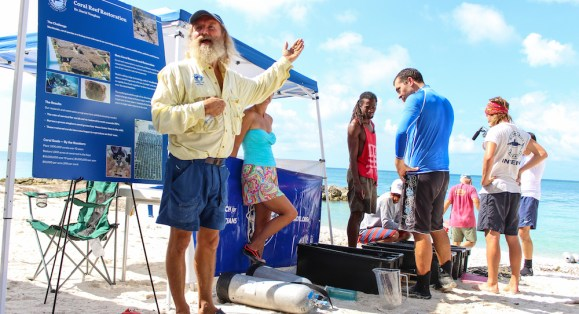 Key West Ocean Fest to Benefit Florida Keys' Coral Reef Environment