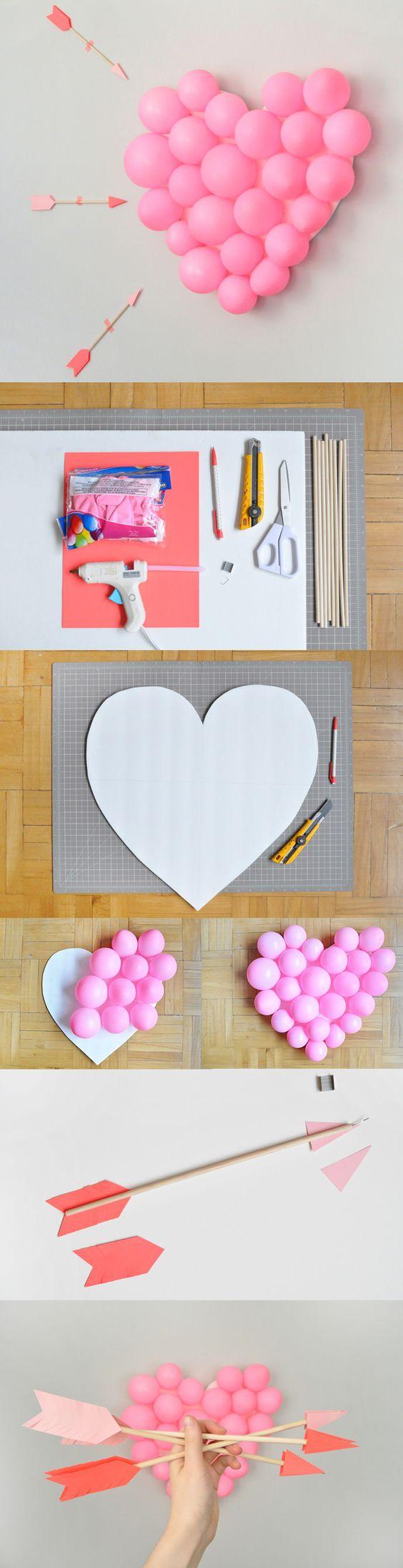 Idee fai da te per San Valentino